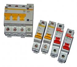 Автоматические выключатели ВА