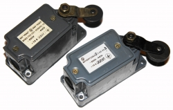 Выключатели путевые ВП-16, ВП-83, ВК-200