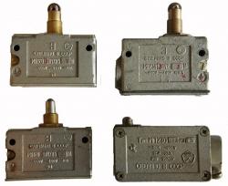 Микропереключатели МП в корпусе