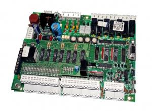 Плата PCB OTIS MEAF17/ NG12/ MEA F17F с платой MEAF18