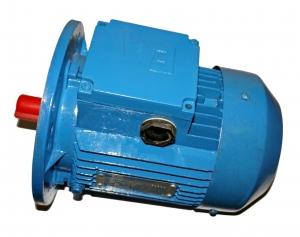 Электродвигатель АИР-71В8У2 фланец