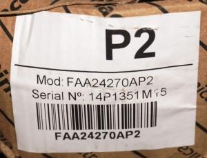 Устройство грузовзвес FAA24270AP2 OTIS