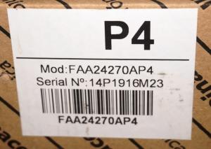 Устройство грузовзвешивающие FAA24270AP4 OTIS