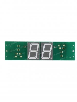 Плата индикации (указатель) СК-10УКЭ-2