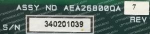 Плата AEA26800QA7 OTIS