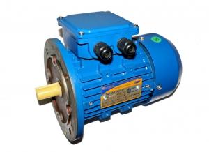 Электродвигатель 5АИ-63В4У2 фланец