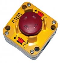 Кнопка FAA177CV2 STOP OTIS