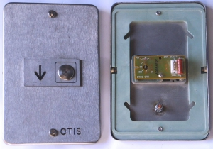 Модуль ZAA9693AR1 OTIS