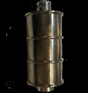 Полиспастный блок кабины/противовеса Otis GeN2 на 3 ремня  ААА20780Р1