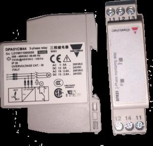 Реле контроля фаз DPA51CM44