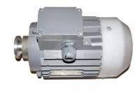 Электродвигатель АИР-63В4 фланец