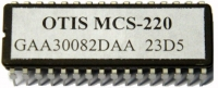 Процессор GAA30082DAC BO11 OTIS