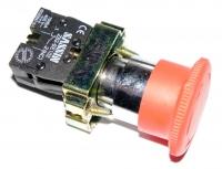 Кнопка СТОП ZB2-BE102