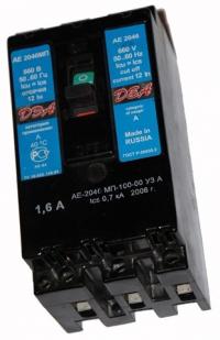 АЕ 2046М-100-00 25А