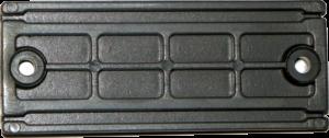 Вкладыш датчика PRS GAA385GX1 (90X35X8мм)
