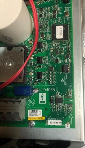 Частотный преобразователь OVFR03B-403 (интегрированный)