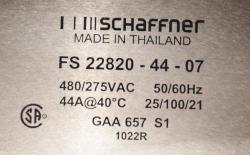 Фильтр GAA657S1 OTIS