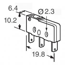 KW4 (6A) 125/250V