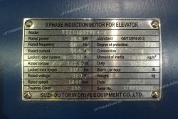 Электродвигатель YTTD160TVF4-4  18.5kW
