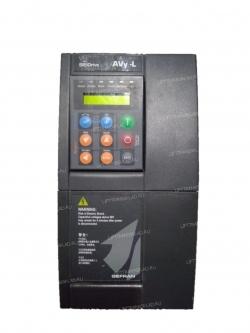 Частотный преобразователь GEFRAN SIEI Drive  AVY2075-EBL BR4 7.5kw