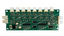Плата OPB-2000SPA rev1.1 панели приказов