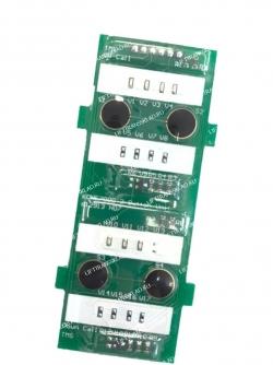 Электронная плата вызывной панели для 2-х кнопок KONE7000 612913 H07