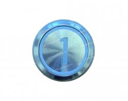 "Кнопка ""1"" круглая  KONE KM863233H03"