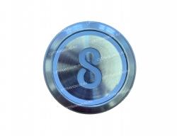 "Кнопка ""8"" круглая  KONE KM863233H03"