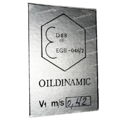 Ограничитель скорости OILDINAMIC D88 EGB 046/2