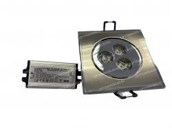 Встраиваемый светильник Horoz Electric HL672L