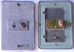 Модуль ZAA9693T1 OTIS