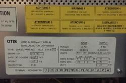 Частотный преобразовательOVF20 GCA21150 DL1