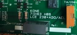 Плата инвертора KONE (КОНЕ) KM713163H06 LCE230+ADO/ACL