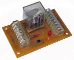 Реле РЭП-18-004 на колодке (плате)