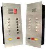 Панель (лифтёра) приказа ПЛ-76, 78, 7900