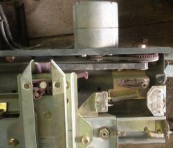 Двигатель VVVF Fermator MOTOR DOORS FOR LIFTS / 50.10.01 Tipo 90/45