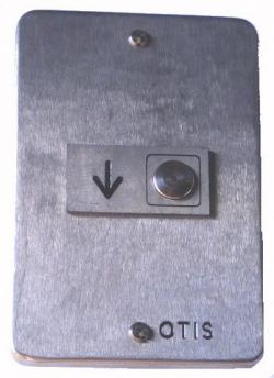 Кнопочный модуль FAA5393A48 OTIS