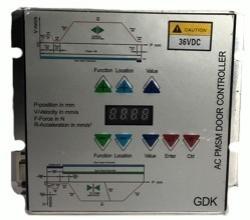 Блок управления приводом GDK AC PMSM 36VDC